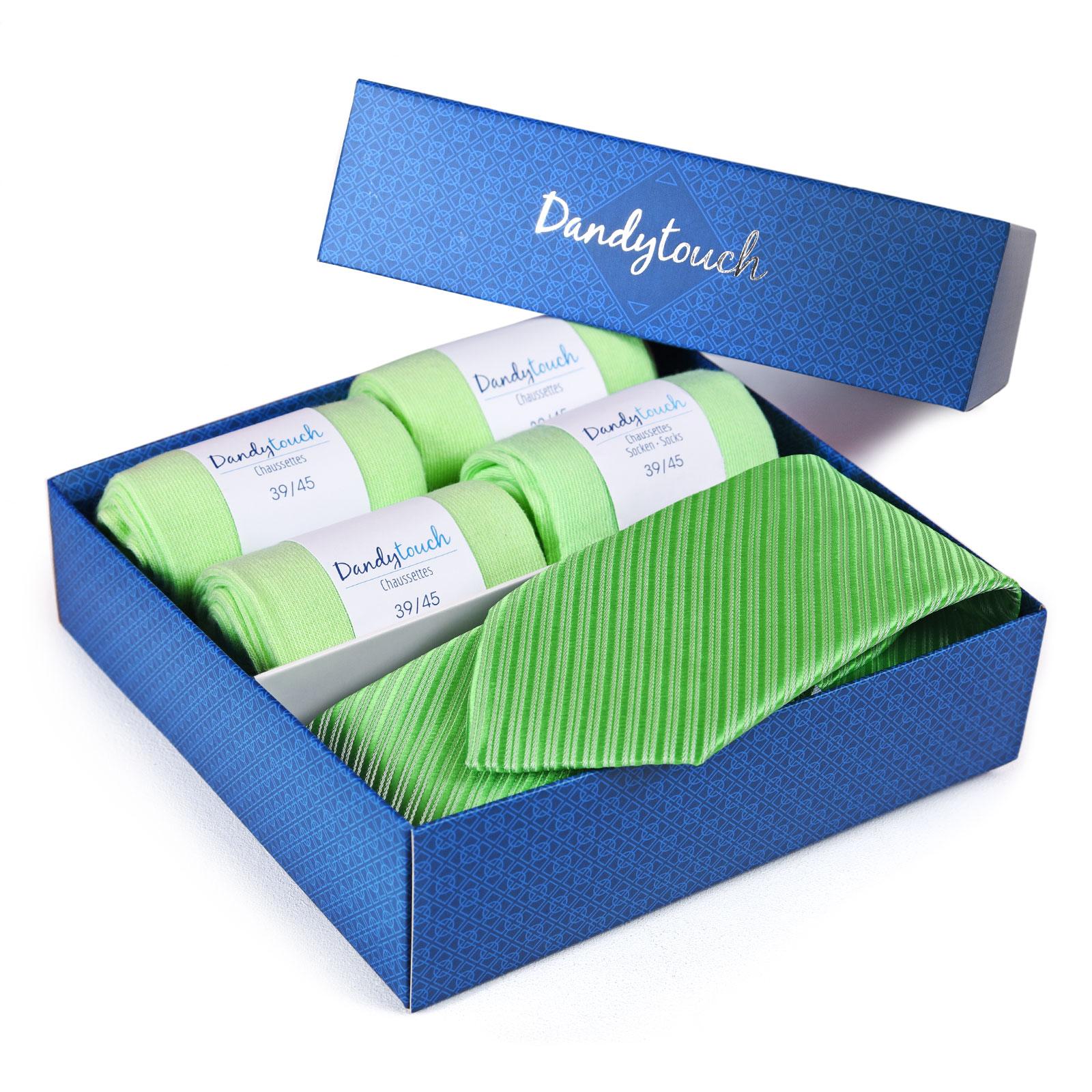 PK-00083-B16-coffret-cadeau-chaussettes-cravate-vert-pomme
