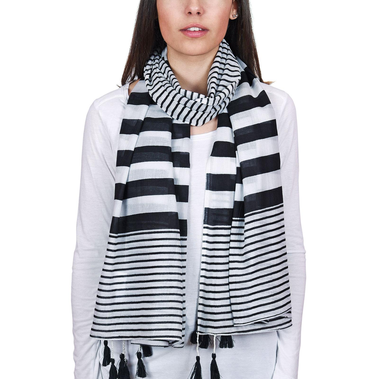 AT-04667-VF16-P-foulard-coton-rayures-noires
