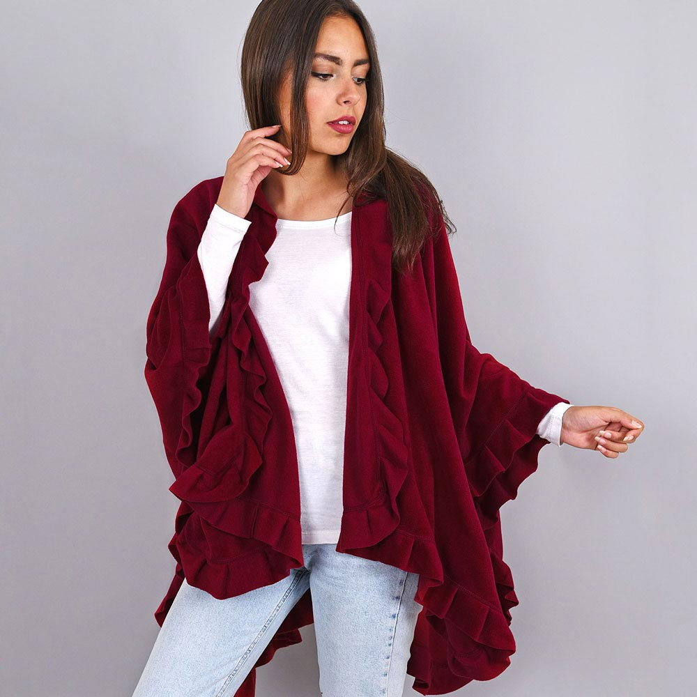 AT-00894-VF10-poncho-cape-polaire-bordeaux