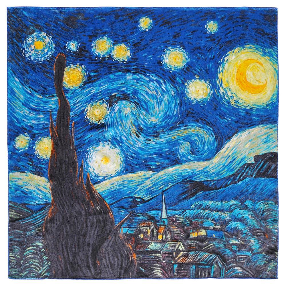 AT-01409-A10-carre-soie-van-gogh-nuit-etoile-bleu