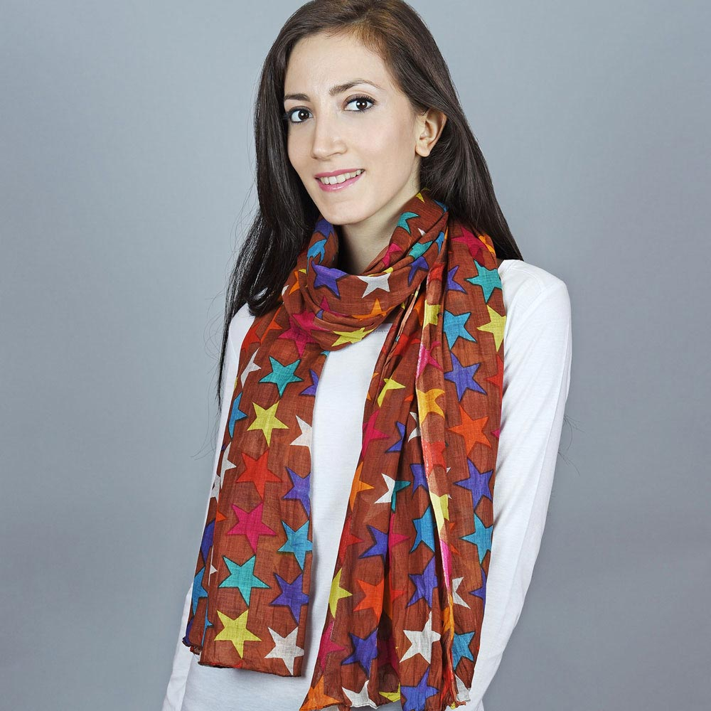 AT-02067-VF10-1-foulard-cheche-marron-etoiles