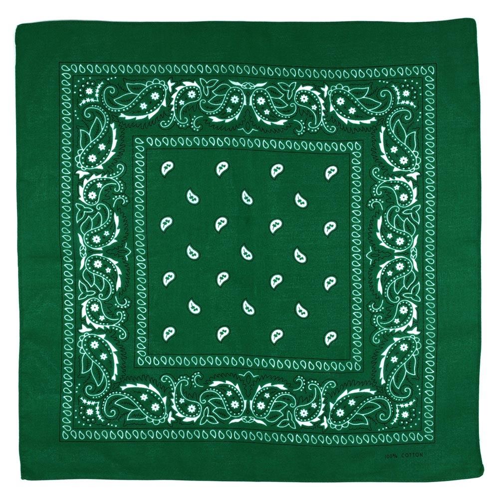 AT-02217-A10-foulard-bandana-vert-fonce