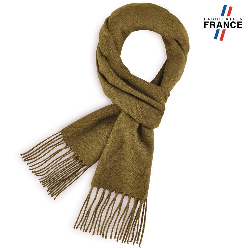 AT-03236-F10-LB_FR-echarpe-a-franges-kaki-fabrication-francaise