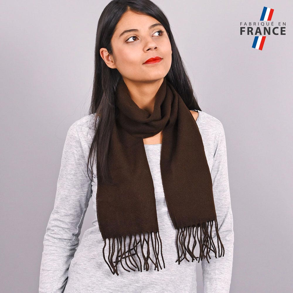 AT-03237-VF10-LB_FR-echarpe-franges-marron-femme-fabrication-francaise
