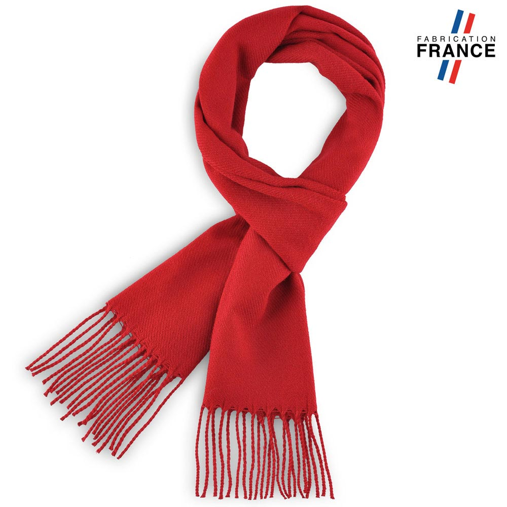 AT-03239-F10-LB_FR-echarpe-a-franges-rouge-sang-fabrication-francaise