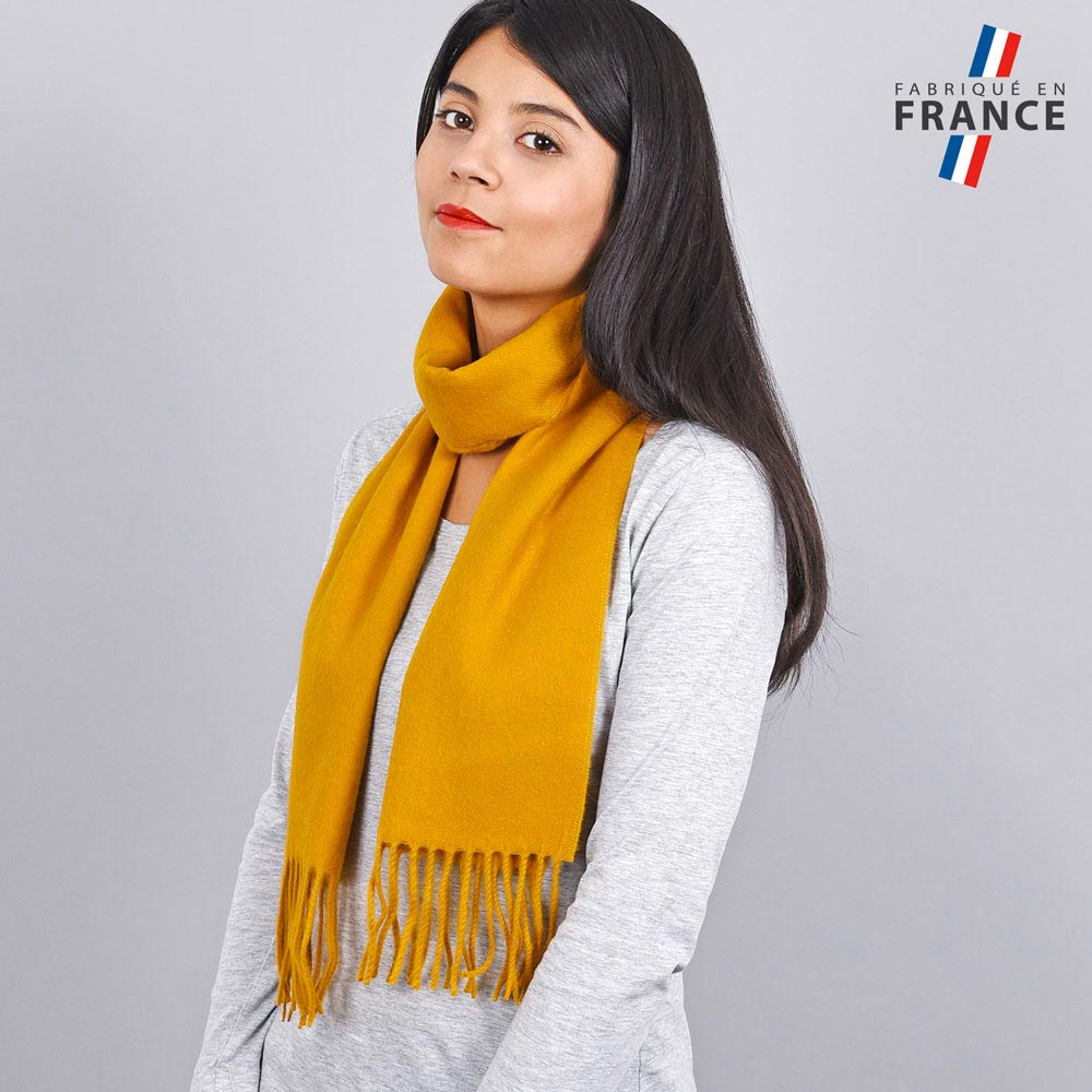 AT-03241-VF10-LB_FR-echarpe-franges-orange-femme-fabrication-francaise