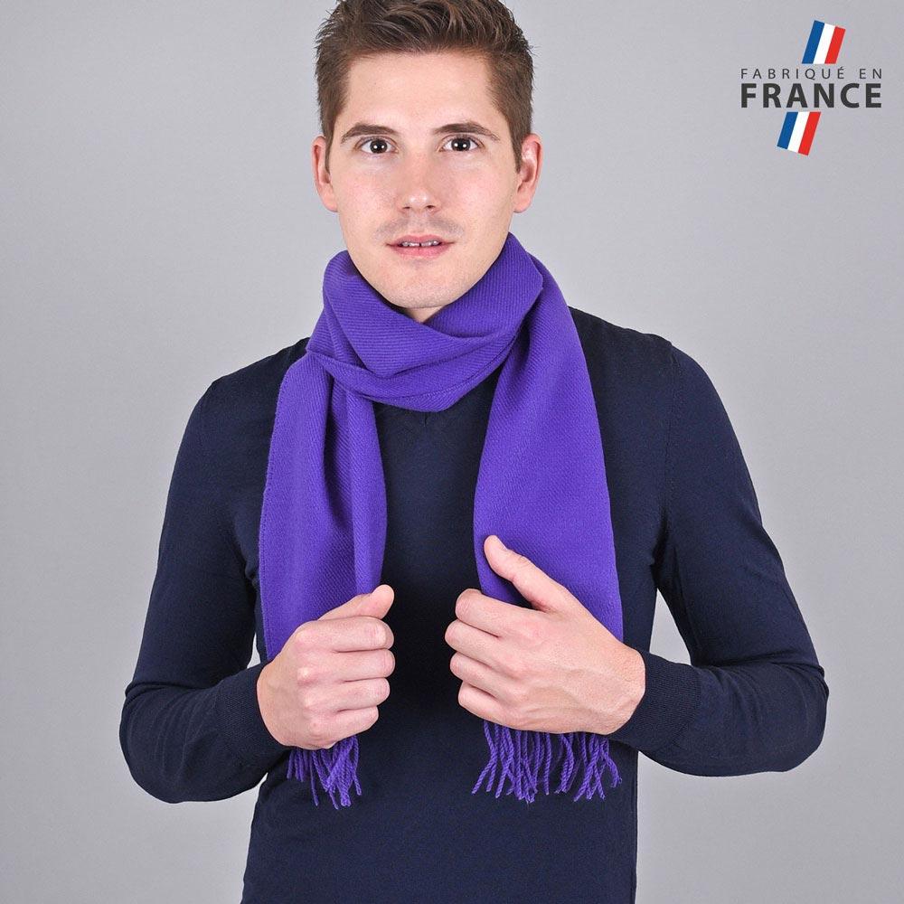 AT-03244-VH10-LB_FR-echarpe-homme-a-franges-violet-indigo-fabrication-francaise