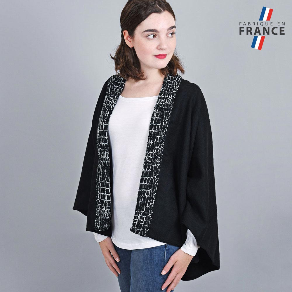 AT-03248-VF10-1-LB_FR-poncho-a-capuche-perles-gris-fabrication-francaise