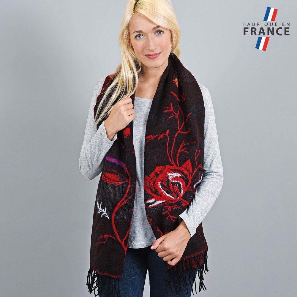 AT-03441-VF10-2-LB_FR-chale-femme-rouge-et-noir-cerisiers
