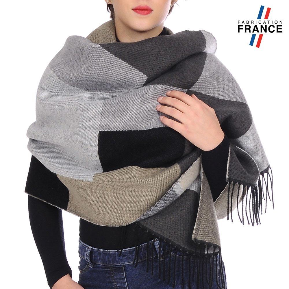 AT-03453-VF10-P-LB_FR-chale-femme-patchwork-gris-noir