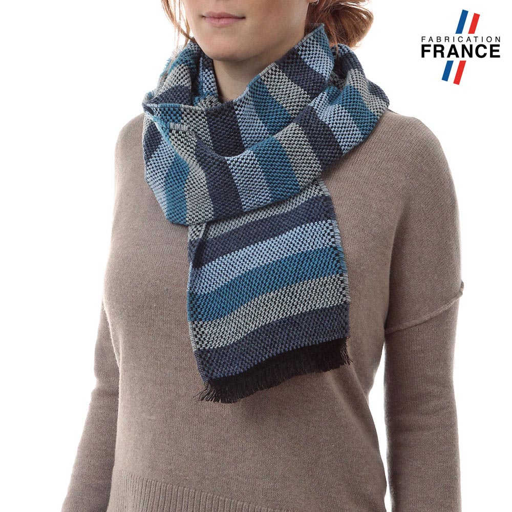 AT-03484-VF10-P-LB_FR-echarpe-rayures-bleues-fabrication-france