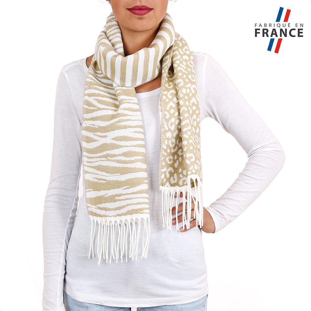 AT-03937-VF10-P-LB_FR-echarpe-femme-zebre-beige