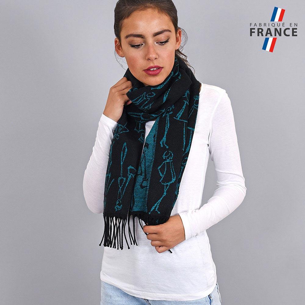 AT-03942-VF10-FR-echarpe-femme-noire-verte