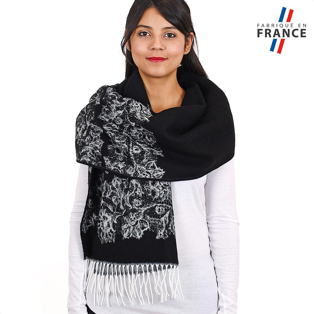AT-03956-VF10-P-LB_FR-chale-femme-fleurs-noir-blanc