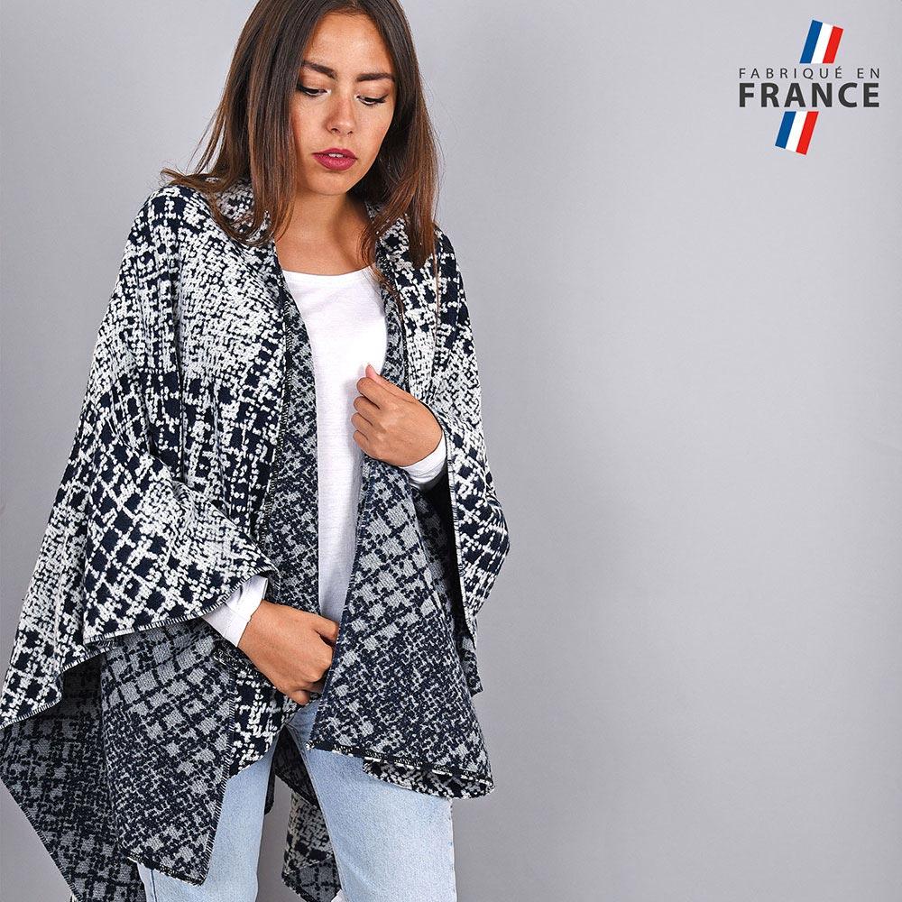 AT-03969-VF10-1-LB_FR-poncho-femme-noir-gris-mouchetis