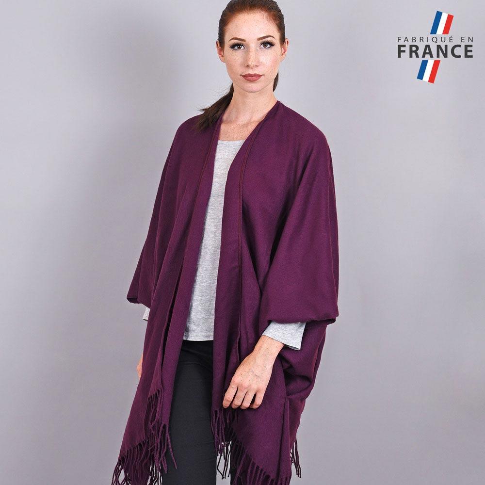 AT-03991-VF10-1-LB_FR-poncho-femme-poche-violet-fabrique-en-france