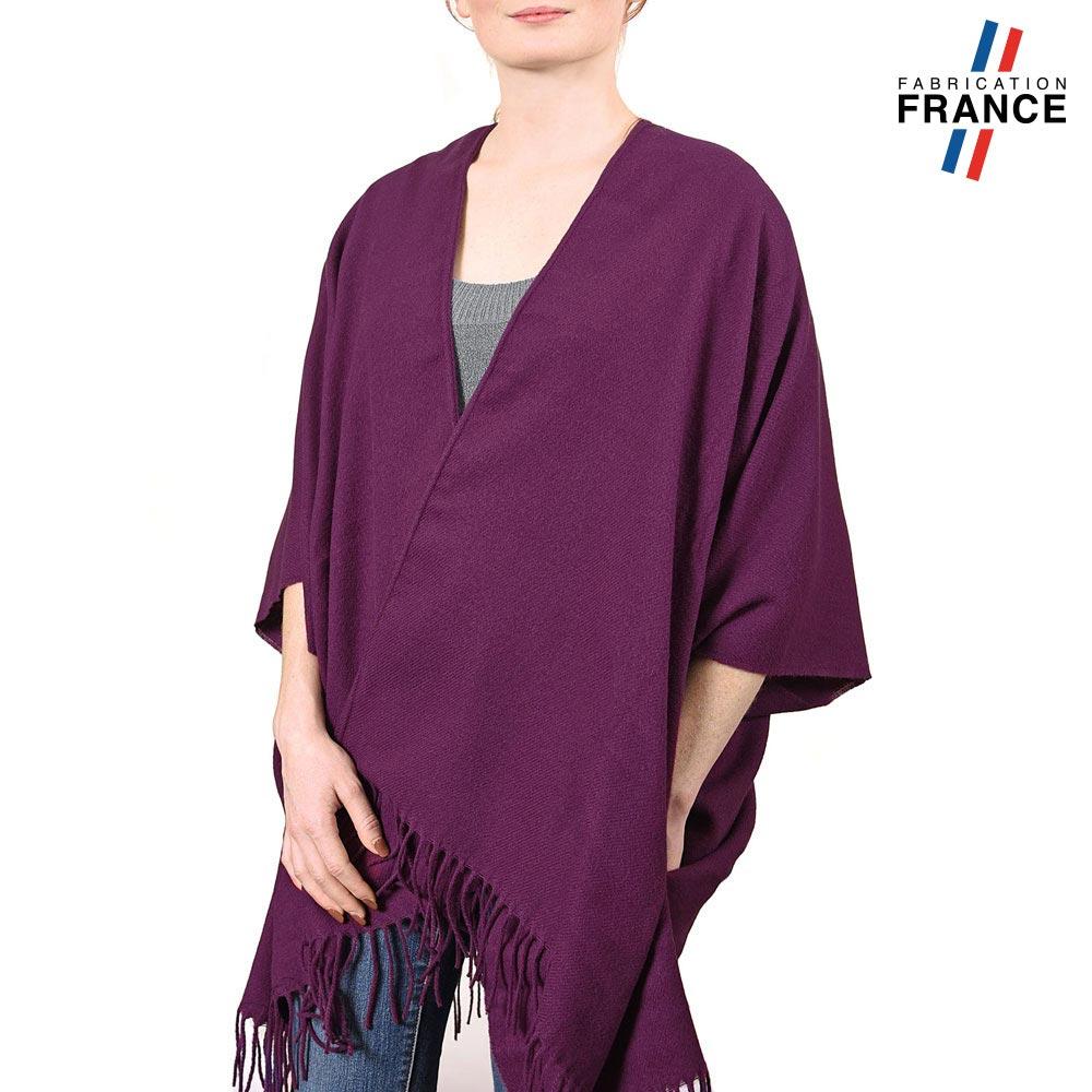 AT-03991-VF10-P-LB_FR-poncho-femme-poche-violet-fabrique-en-france