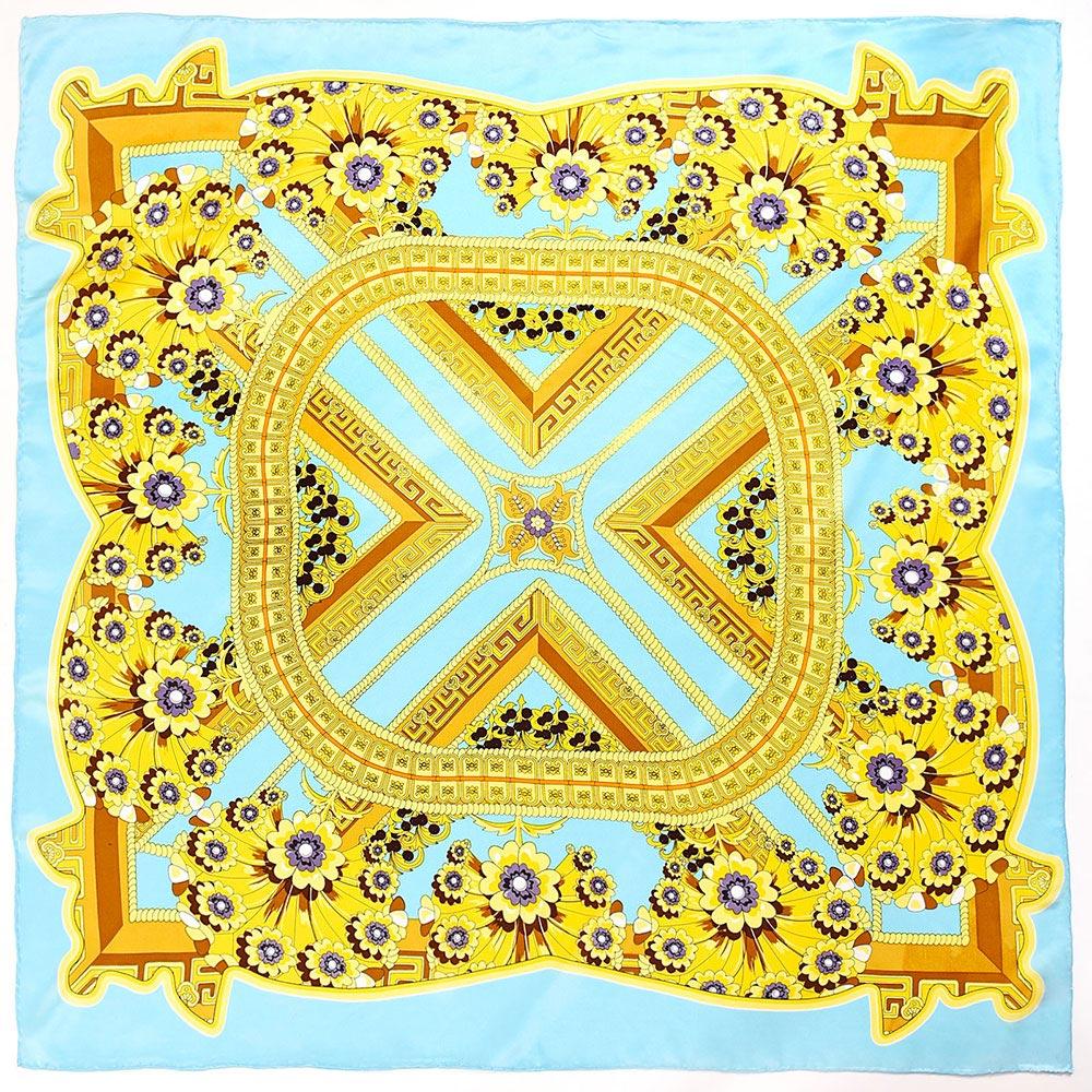 AT-04052-A10-carre-de-soie-allee-fleurs-turquioise