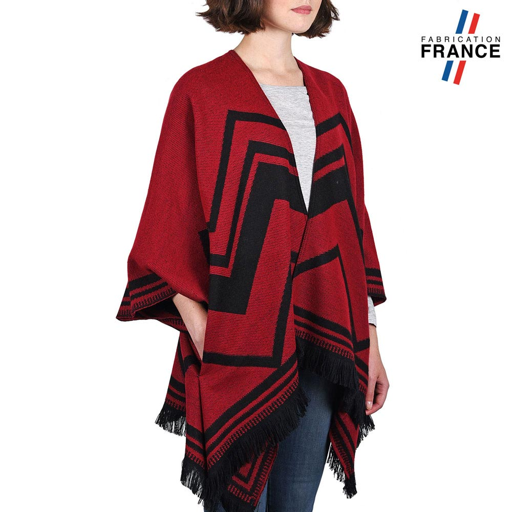 AT-04155-rouge-VF10-2-LB_FR-poncho-femme-poches-azteque-carmin
