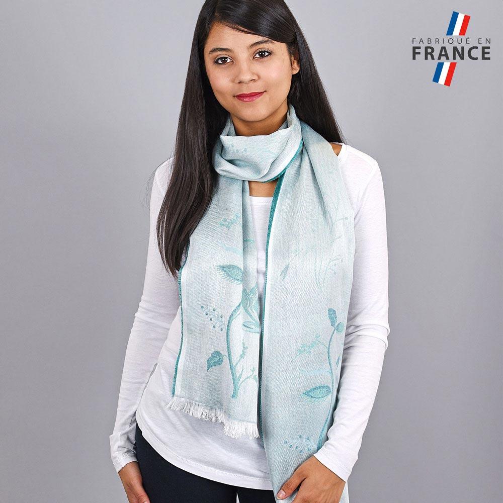 AT-04186-VF10-LB_FR-echarpe-femme-rose-vert-opaline-qualicoq-fabrique-france