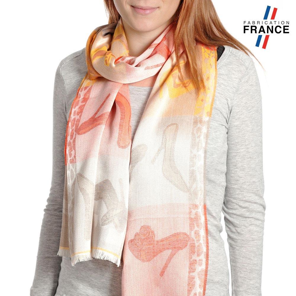 AT-04198-VF10-P-LB_FR-echarpe-legere-pastel-jaune-oranges-shopping-fabrication-france