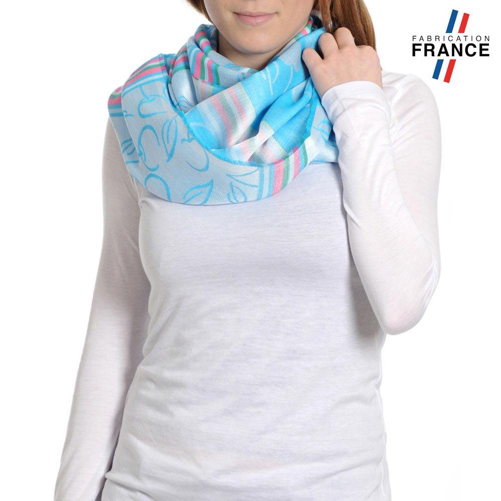 AT-04203-VF10-P-LB_FR-echarpe-legere-fabrication-france-cerises-bleu-turquoise