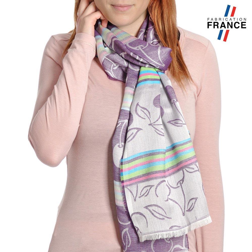 AT-04206-VF10-P-LB_FR-echarpe-legere-fabrication-france-cerises-violet