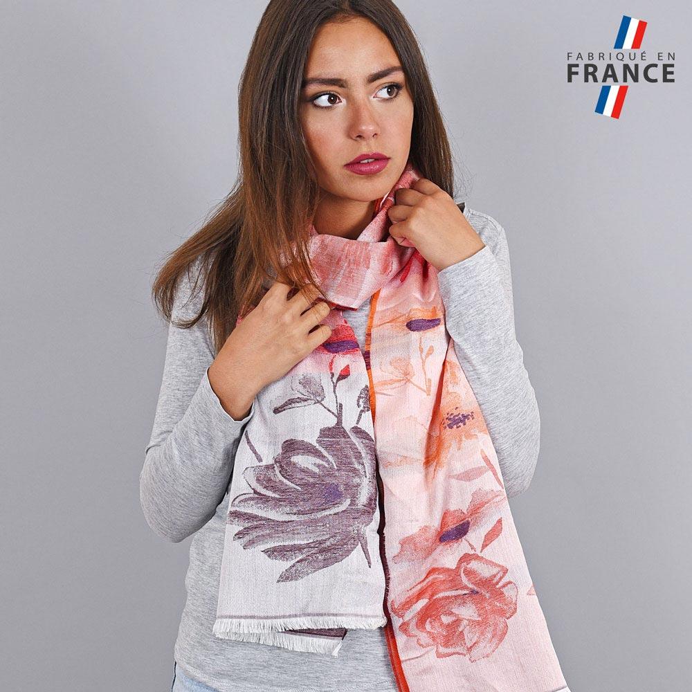AT-04226-VF10-LB_FR-echarpe-femme-qualicoq-motifs-floraux-violet-rose