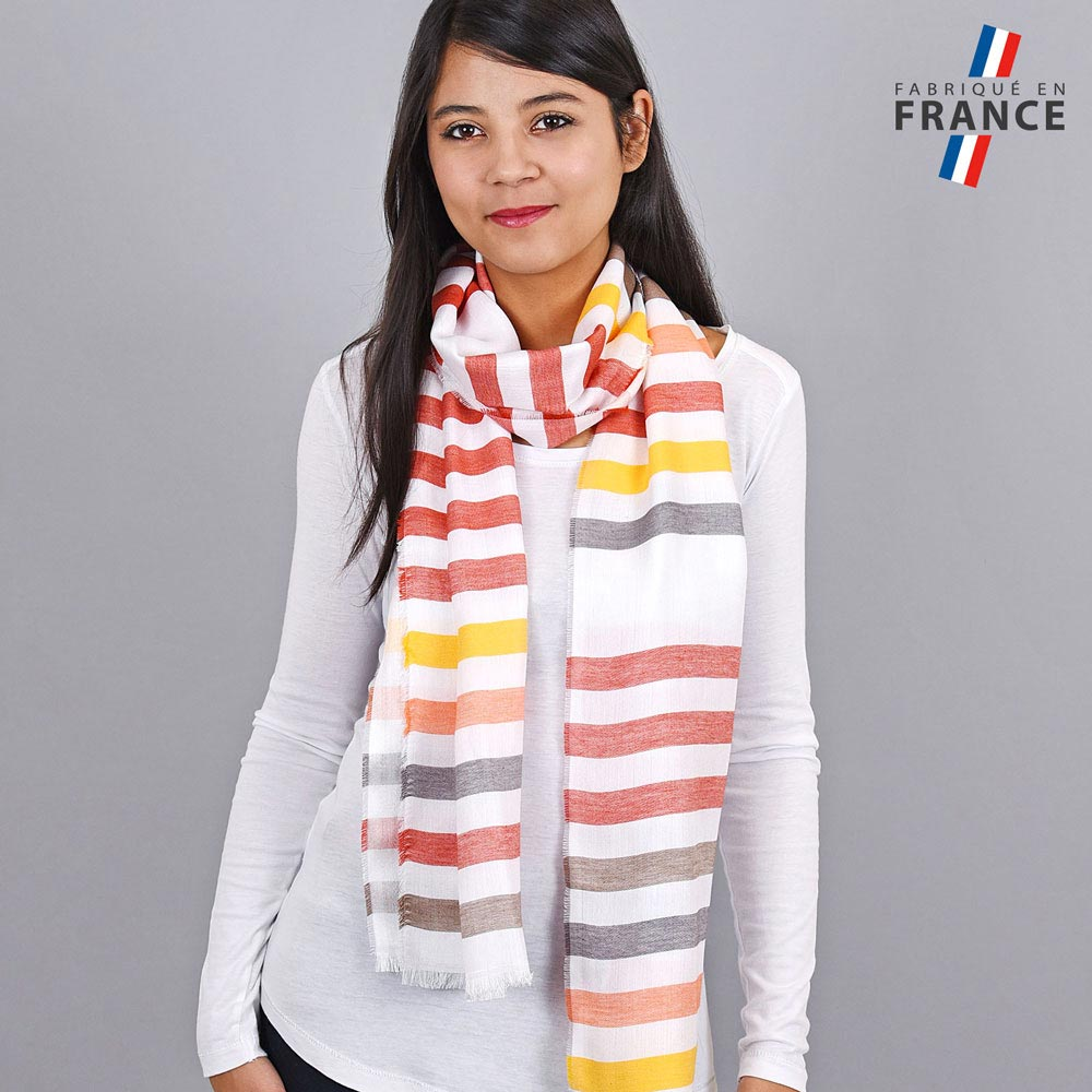 AT-04295-VF10-LB_FR-echarpe-rayures-orange-jaune-qualicoq