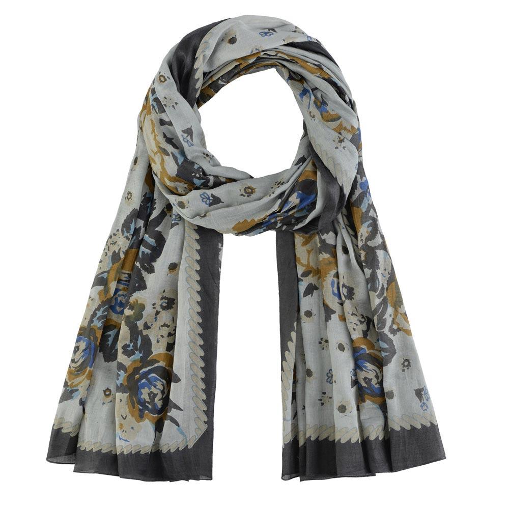 AT-04384-F10-foulard-grosses-fleurs-marron