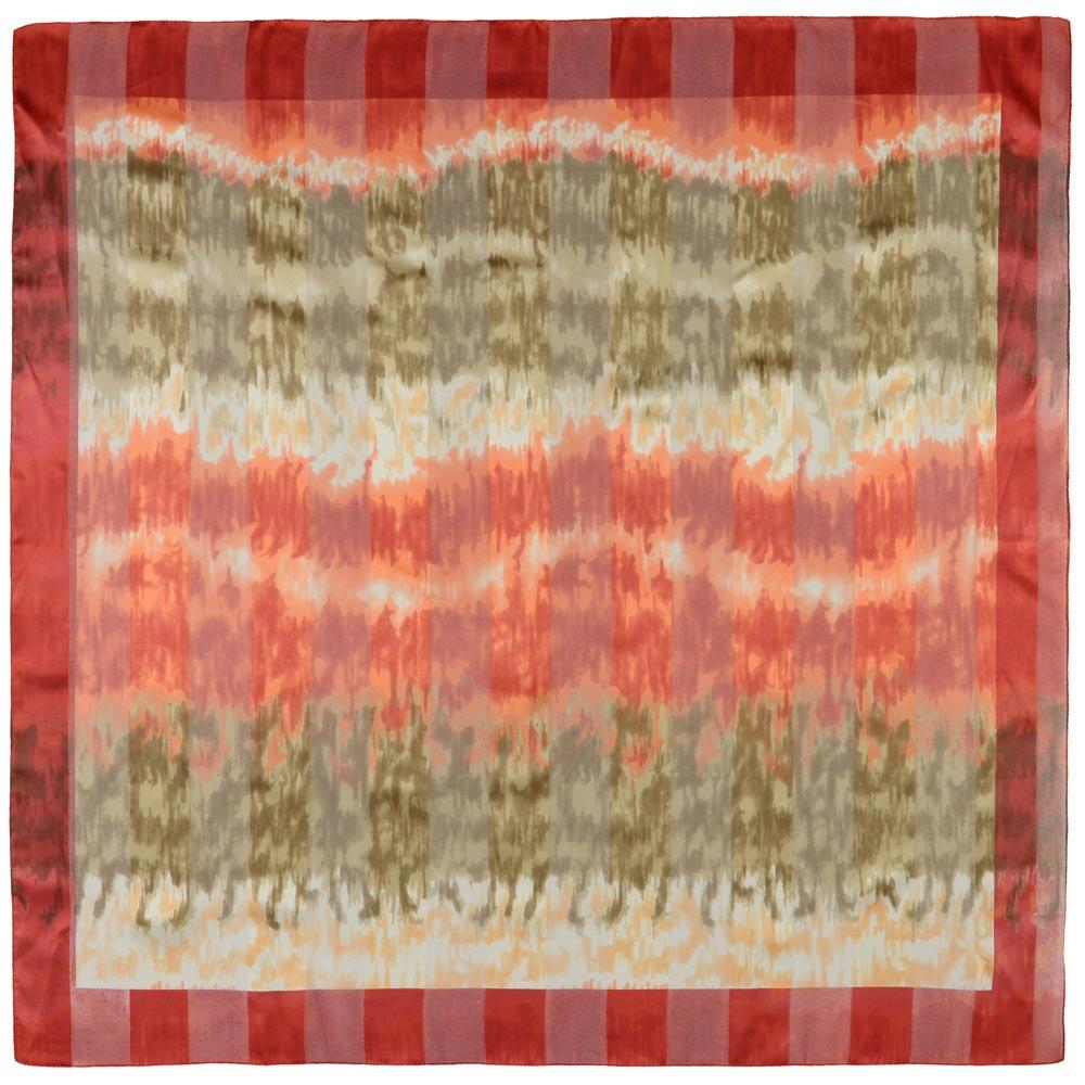 AT-04400-A10-foulard-carre-mousseline-vagues-rouge