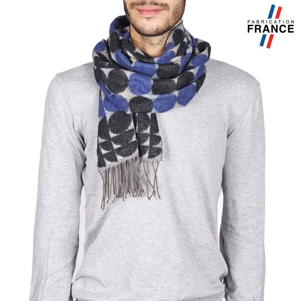 AT-04410-VH10-2-LB_FR-echarpe-homme-a-pois-bleue-noire