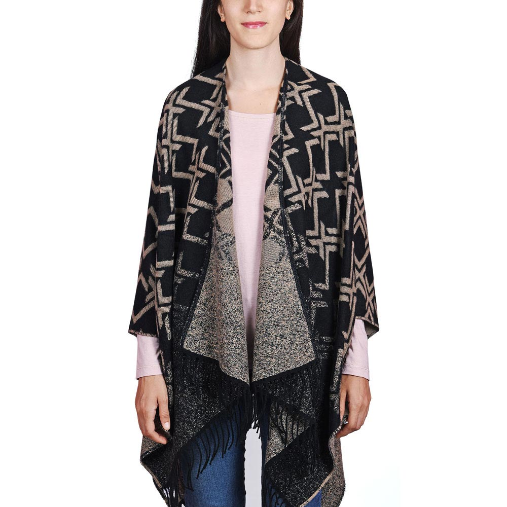 AT-04505-VF10-P-poncho-hiver-noir-beige