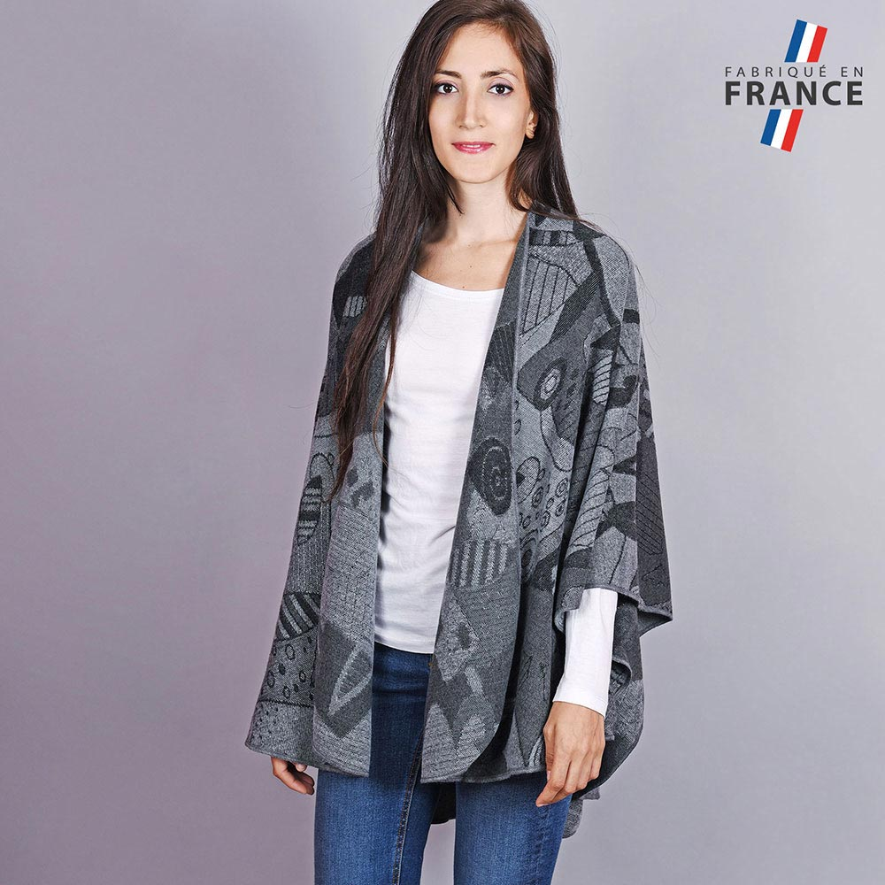 AT-04518-VF10-1-LB_FR-poncho-gris-anthracite-abstrait