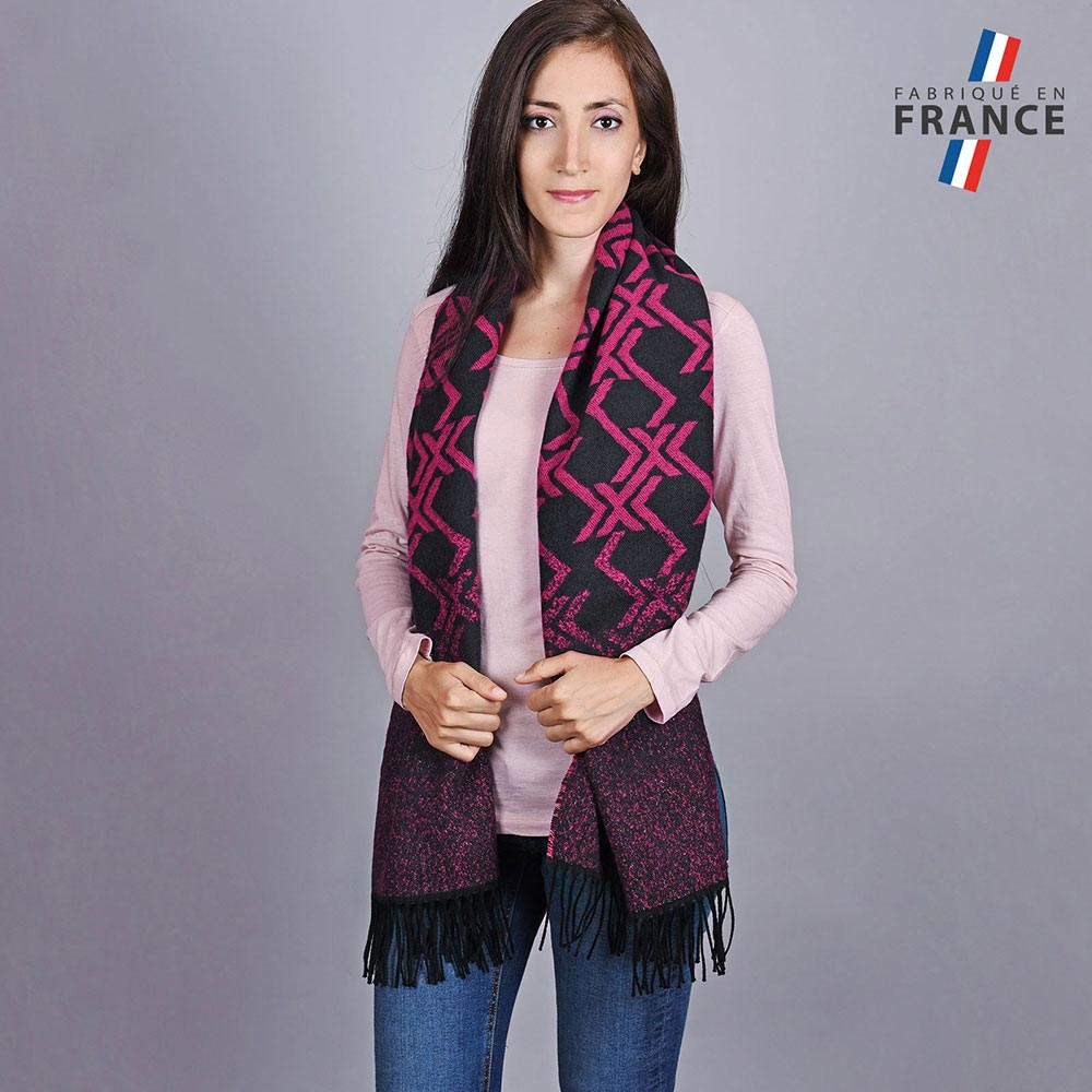AT-04523-VF10-LB_FR-2-chale-rose-fuchsia-et-noir