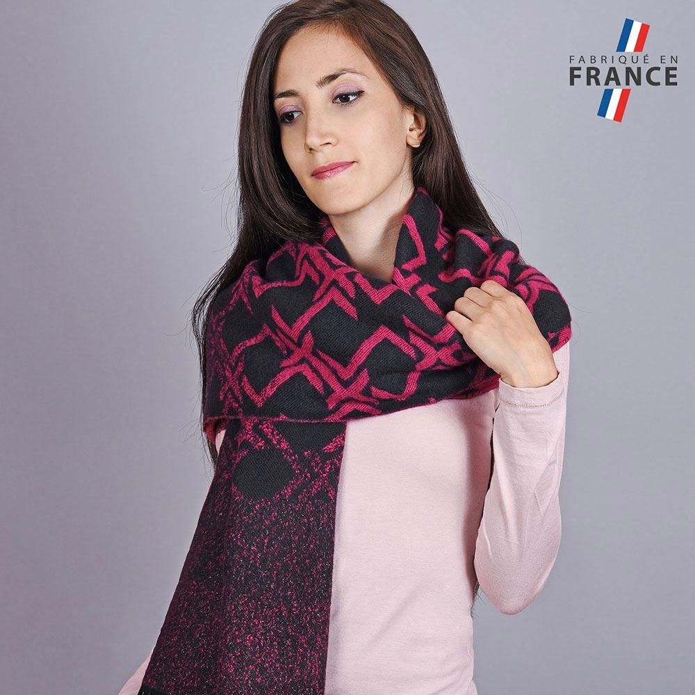 AT-04523-VF10-LB_FR-1-chale-femme-fuchsia-noir