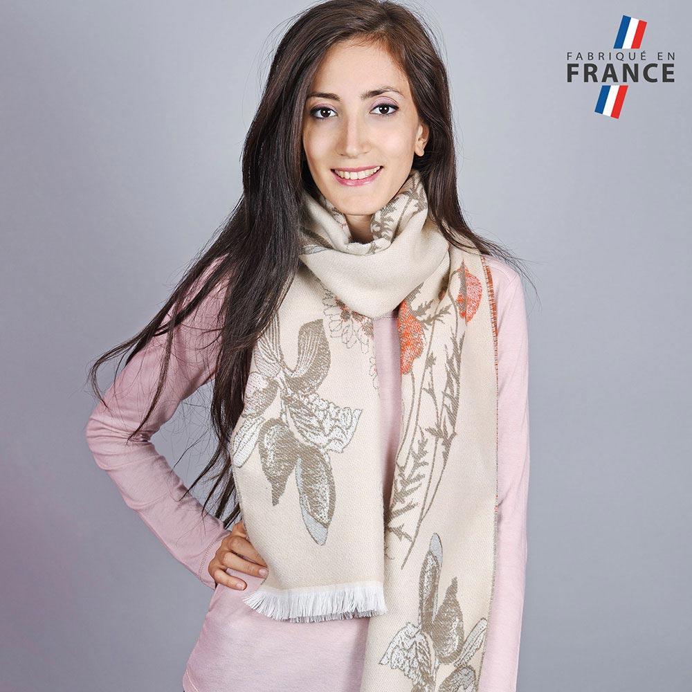 AT-04530-VF10-1-LB_FR-echarpe-femme-creme-orange