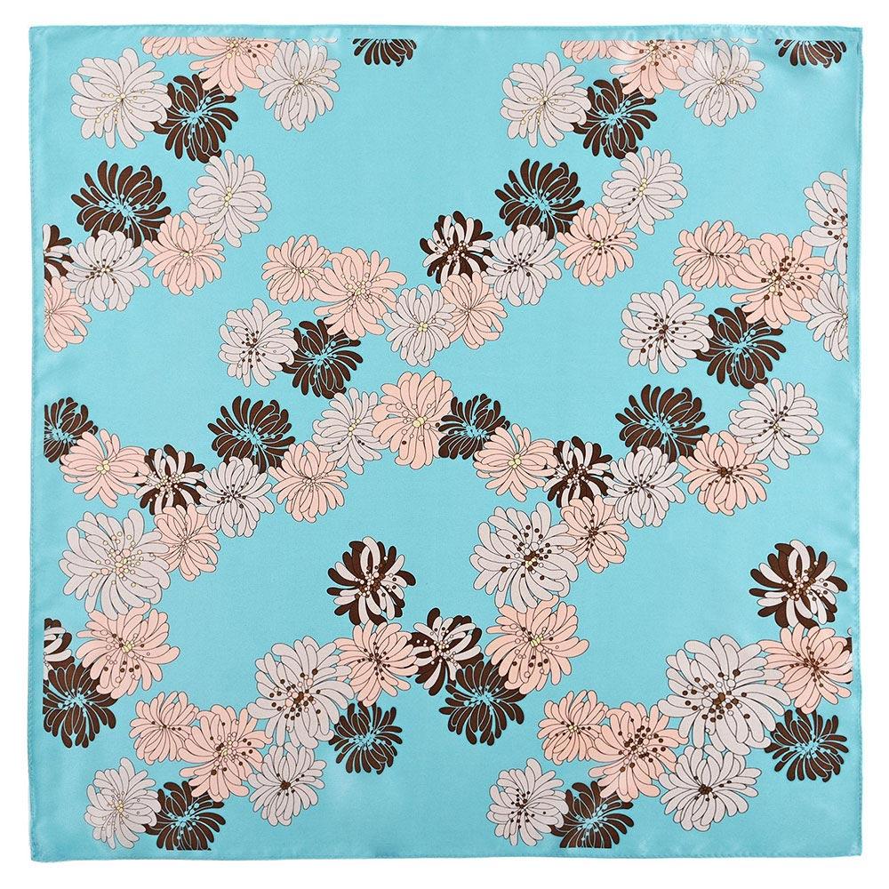 AT-04610-A10-foulard-carre-soie-bleu-turquoise-fleurs