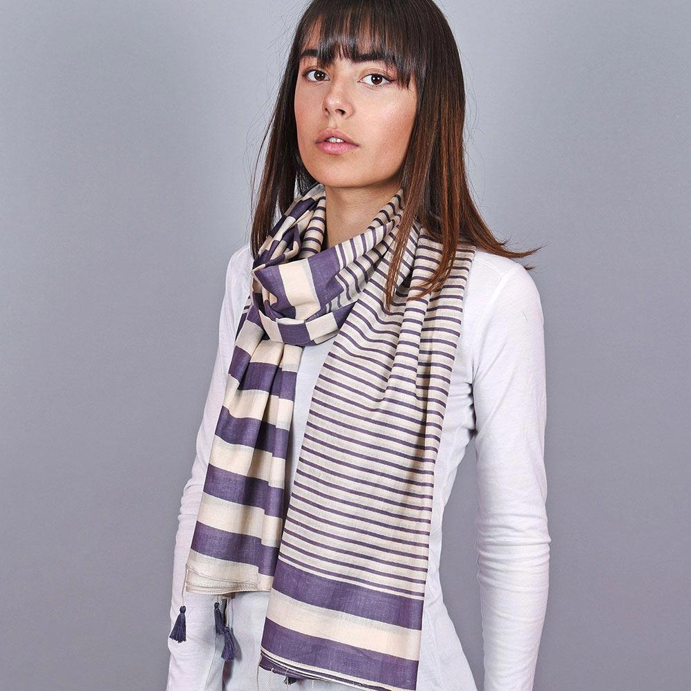 AT-04668-VF10-1-foulard-rayures-violet-beige