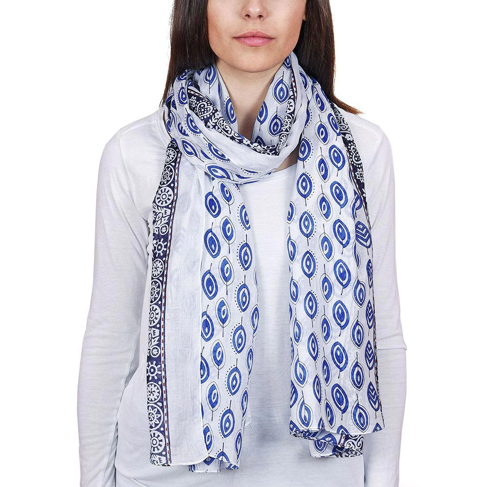 AT-04669-VF10-P-cheche-femme-feuilles-bleues