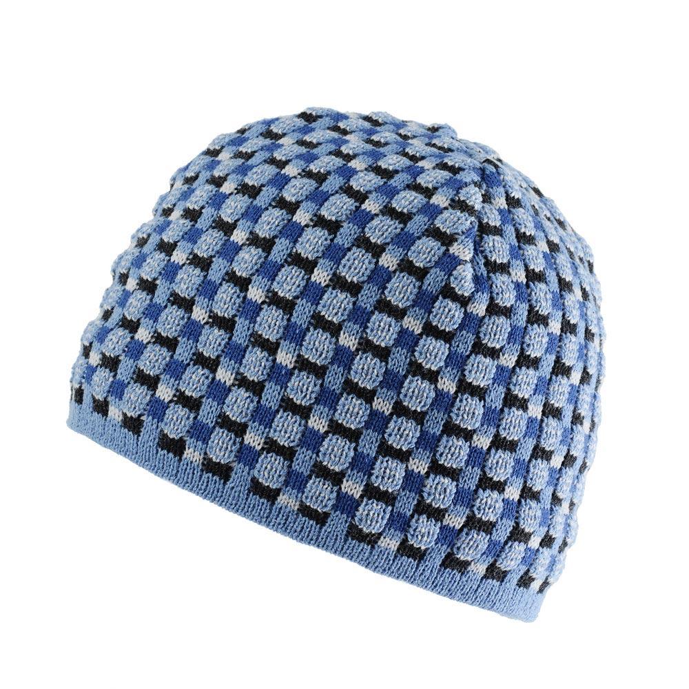 CP-00779-F10-bleu-bonnet-court-homme-damier-cyan
