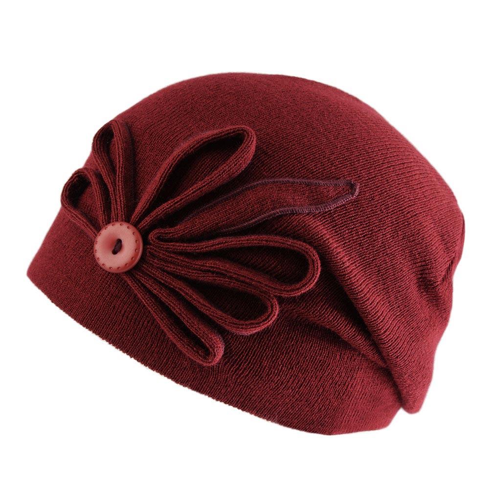 CP-00805-F10-bonnet-carmin-bouton-fleur