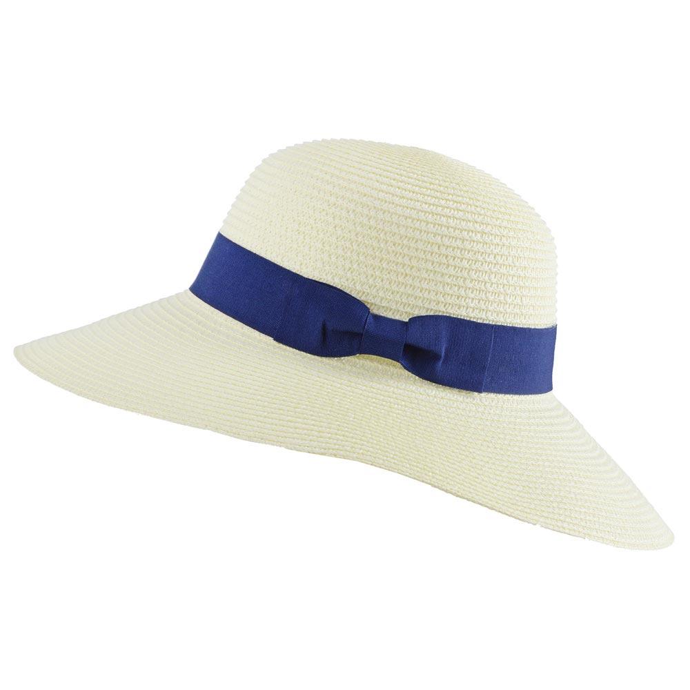 CP-00851-F10-chapeau-femme-bords-larges-ecru-ruban-bleu