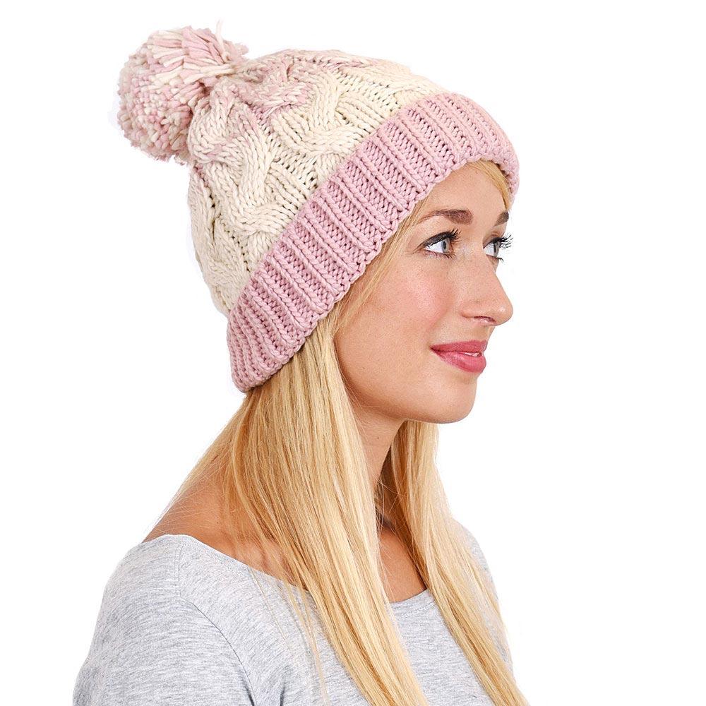 CP-00867-VF10-P-bonnet-pompon-rose