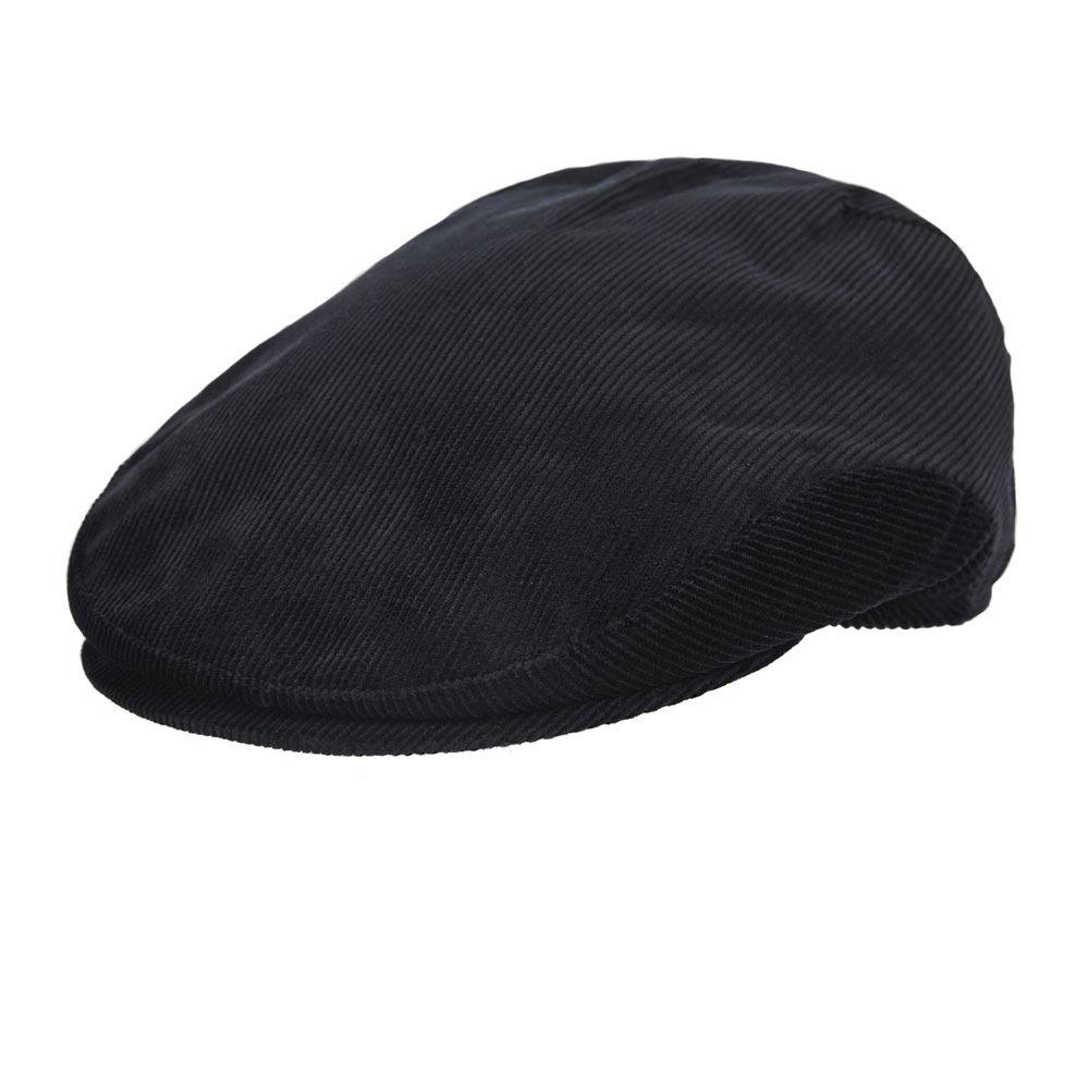 CP-00966-F10-casquette-plate-homme-velour-noir