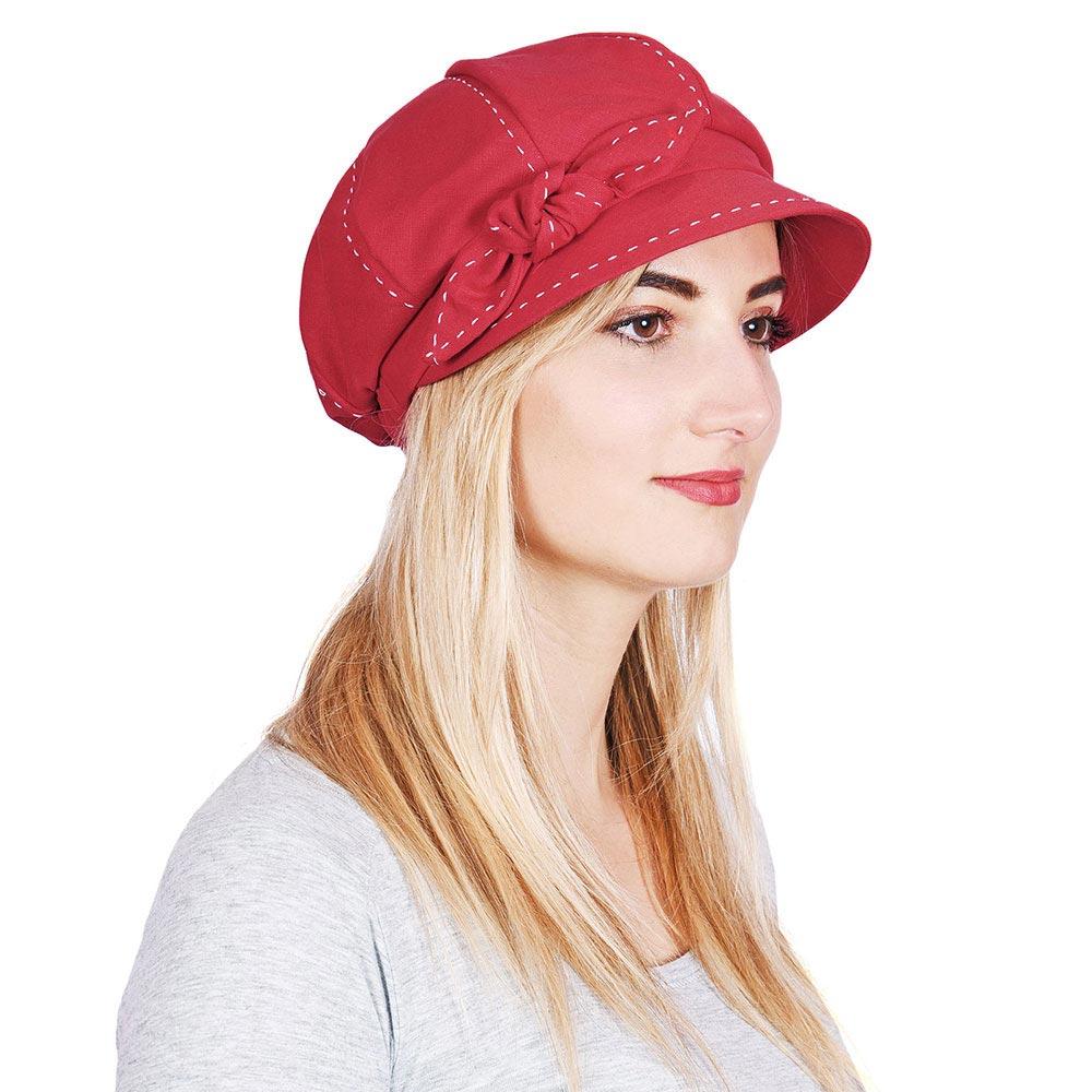 CP-00983-VF10-P-casquette-femme-lin-rouge