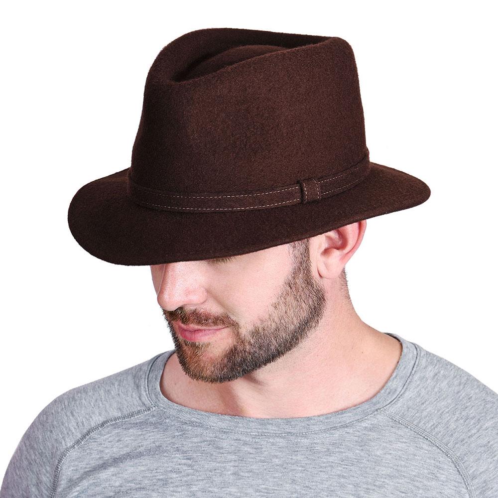 CP-01016-VH10-P-chapeau-borsalino-marron - Copie
