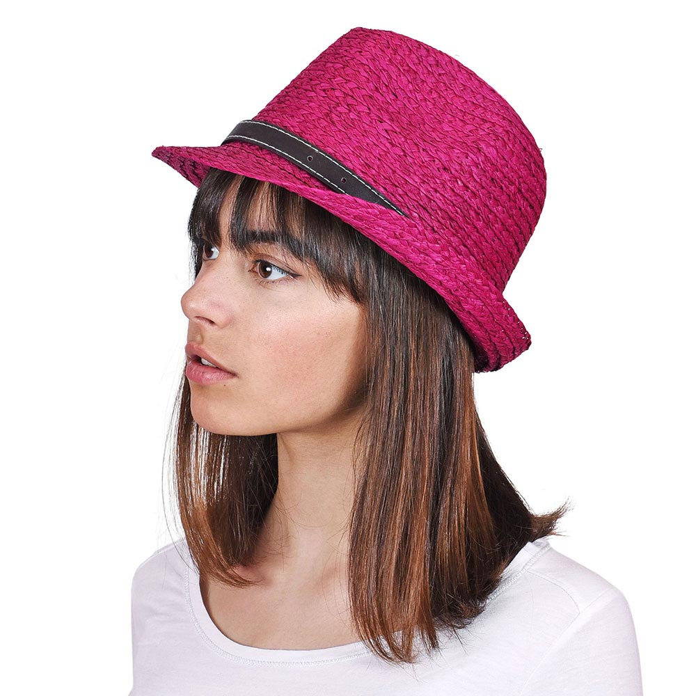 CP-01079-VF10-P-chapeau-trilby-paille-fuchsia