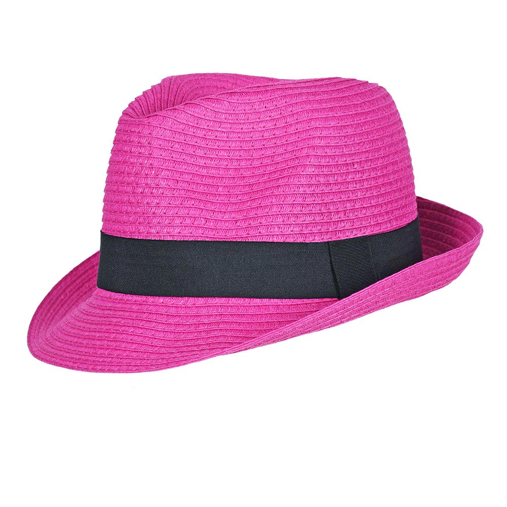 CP-01084-F10-P-chapeau-trilby-paille-fuchsia