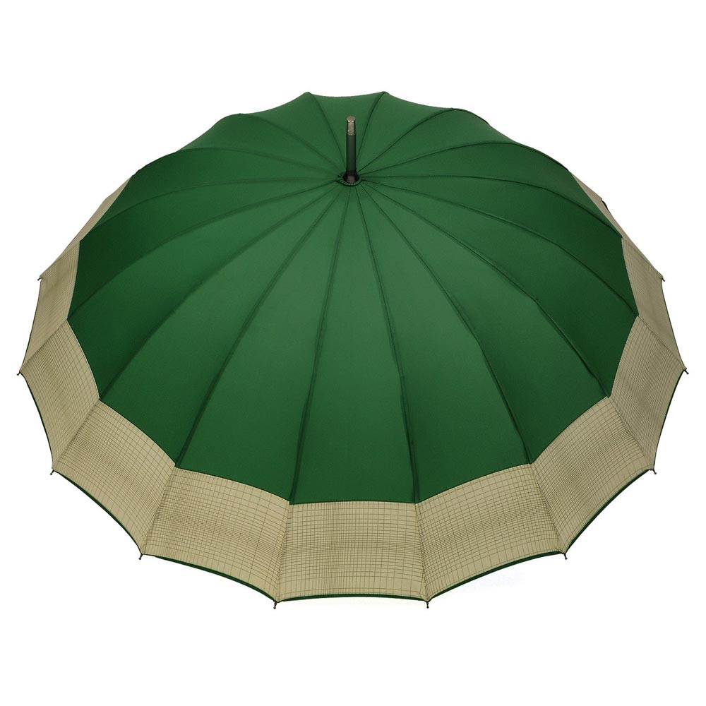 PA-00014-F10-parapluie-femme-droit-coupe-vent-ombrelle-vert